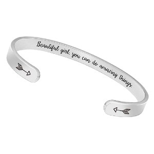 BTYSUN Bracelets for Women Inspirational Gifts - Best Jewelry for Teenage Girl: Built to last