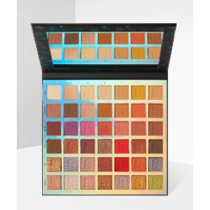 BY BEAUTY BAY IDENTITY 42 COLOUR EYESHADOW PALETTE - Best Eyeshadow Palettes for Green Eyes: Various Shades to Show Up Your Identity