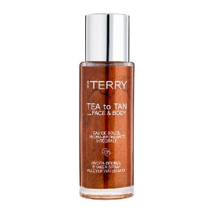 BY TERRY Tea To Tan Face & Body Travel Size - Best Self Tanning Water: Easy to Apply