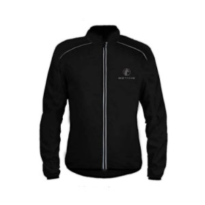 BZ-TANG Windbreaker Waterproof Jacket - Best Rain Jackets for Running: Semi-fitted to Add Some Layers