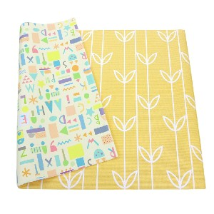 Baby Care Play Mat - Haute Collection - Best Non Toxic Play Mat: Great for indoor and outdoor