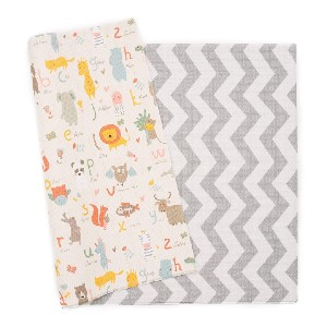 Baby Care Play Mat - Haute Collection - Best Playmat for Newborn: Easy to fold and carry