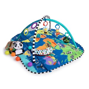 Baby Einstein 5-in-1 Journey of Discovery Activity Gym - Best Playmat for Crawling Baby: A complete package