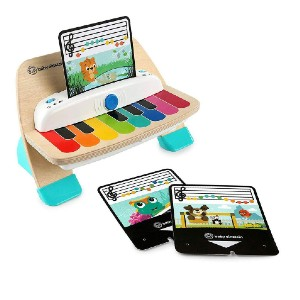 Baby Einstein Magic Touch Piano Wooden Musical Toddler Toy - Best Wooden Toys for Toddlers: Best pick with music