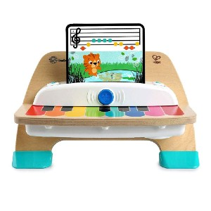 Baby Einstein Magic Touch Piano Wooden Musical Toy  - Best Wooden Toys for Babies: Say hi to the mini Mozart!