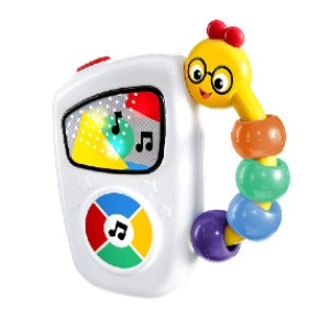 Baby Einstein Take Along Tunes Musical Toy - Best Musical Toys for 6 Month Old: No more fussy babies