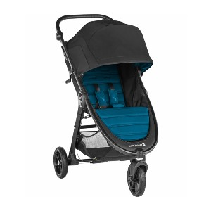 Baby Jogger City Mini GT2 - Best Stroller Jogger Travel Systems: Extra-Large Storage Basket