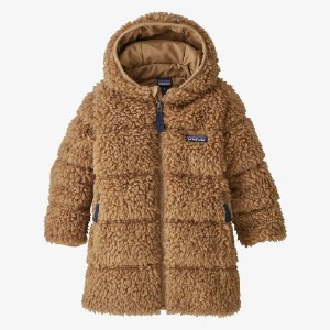 Patagonia Baby Recycled Hi-Loft Parka - Best Winter Coat for Babies: Made with Recycled Materials