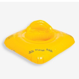 Jojo Maman Bebe Baby Swim Float - Best Floats for Toddlers: Stable with high visibility