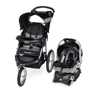 Baby Trend Expedition - Best Stroller Jogger Travel Systems: Adjustable Canopy