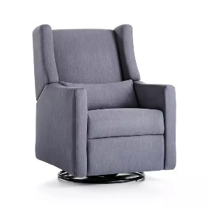 Crate and Barrel Babyletto Kiwi - Best Recliners for Nursery: Upholstery is Free of Chemical Flame Retardants