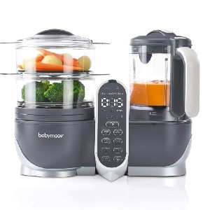 Babymoov Duo Meal Station Food Maker  - Best Blender Baby Food: Recommended by Child Nutrition Experts