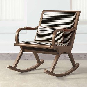 Bakersfield Rocking Chair - Best Rocking Chair for Nursery: Contemporary Rocking Chair