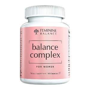 Instant Brands Balance Complex Vaginal Health Dietary Supplement - Best Probiotics for Vaginal Health: Quality Vaginal Natural Supplement