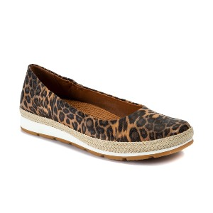 Baretraps Prim Posture Plus+ Technology Casual Flat - Best Flats with Arch Support: Trendy Flats