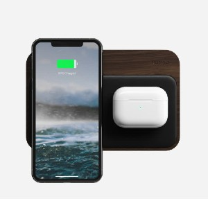 Nomad Base Station - Best Wireless Charger for Multiple Devices: Charges Up to Four Devices