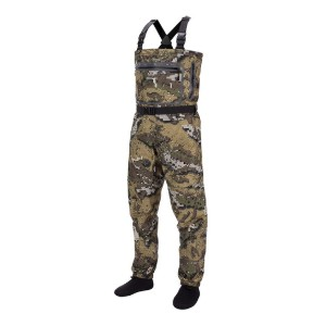 Bassdash Camo Chest Waders - Best Chest Waders for Duck Hunting: Breathable and invisible