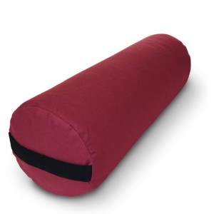 Bean Products Yoga Bolster - Best Yoga Bolster: Soft and Comfortable Bolster