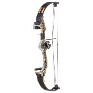 Bear Archery Brave Youth Bow Set - Best Recurve Bow for Youth: Recommended for Ages 8 and Up