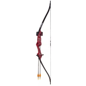 Bear Archery Flash Kid's Recurve Bow Package - Best Recurve Bow for Youth: Lightweight Recurve Bow Designed
