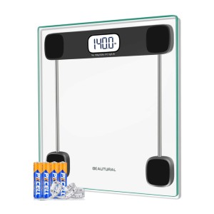 Beautural Digital Scales - Best Weight Scale to Buy: Three weight units
