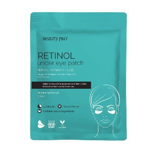 BeautyPro ETINOL Under Eye Patch - Best Wrinkle Patches: Maintains Skin Elasticity and Aids Healing