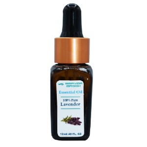 Beaver Brook Lavender Essential Oil Aromatherapy - Best Aromatherapy for Anxiety: Natural Lavender Essential Oil