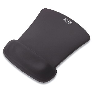 Belkin WaveRest Gel Mouse Pad - Best Mouse Pad Ergonomic: Lightweight, Durable Design Endures Years of Use