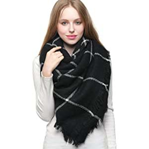 Belle Dame Blanket Scarf for Women - Best Scarves for Winter: Great in function and fashion