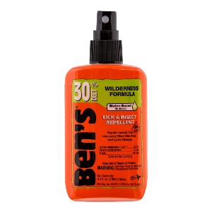 Ben's Tick and Insect Repellent - Best Mosquito Repellent Spray: Outdoor Mosquito Repellent Spray