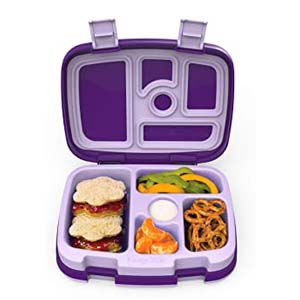 Bentgo Kids Prints (Unicorn) - Best Food Storage Container: Lunch in style