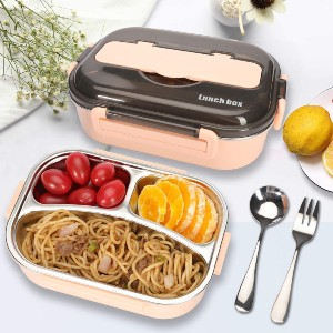 NANA Bento Boxes - Best Lunch Box to Keep Food Hot: Portable and Lightweight