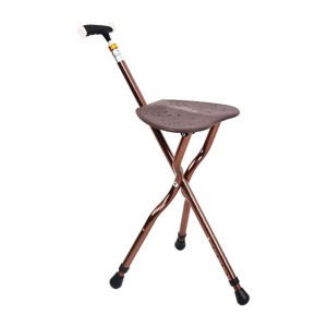 BSROZKI Cane Stool Walking Seats - Best Cane for Heavy Person: Protects your carpet