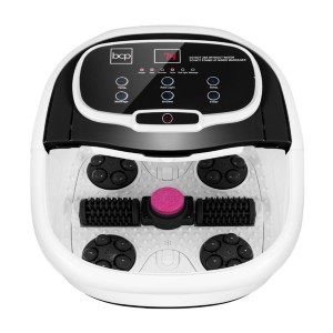 Best Choice Products Heated Shiatsu Foot Bath  - Best Foot Spa for Elderly: Red light therapy feature