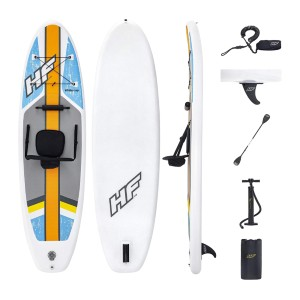 Bestway Hydro-Force Oceana Inflatable Stand Up Paddle Board - Best Paddle Board for Ocean: Versatile Paddle Board