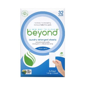 Beyond Concentrated Laundry Detergent Sheets  - Best Laundry Detergent Sheets: Safe Sheets