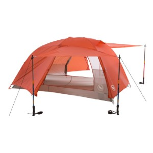 Big Agnes Copper Spur HV UL2 Tent - Best Three-Season Tents: Tent with Waterproof Taped Seams