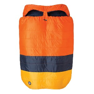 Big Agnes Dream Island 15 Degree Sleeping Bag - Best Synthetic Sleeping Bags for Backpacking: Great for lover