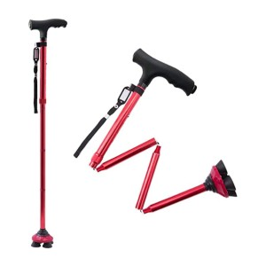 BigAlex 2020RD09 - Best Cane for Balance Problems: Five different height levels