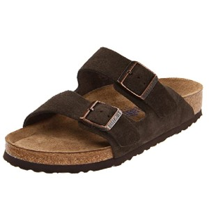 Birkenstock Arizona Soft Footbed  - Best Sandals for Arch Support: Anatomically Shaped Footbed