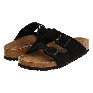 Birkenstock Arizona Soft Footbed - Best Walking Sandals for Men: Deep Heel Cup