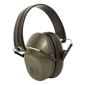 Bisley Compact Hearing Protection - Best Shooting Hearing Protection: Lightweight and Practical Headphone