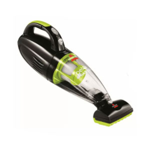 BISSELL Pet Hair Eraser® Cordless Bagless Handheld Vacuum - Best Car Vacuums: Motorized Foot Provides Powerful Suction