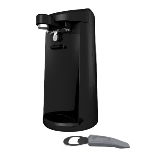 Black + Decker Easy Cut Extra-Tall Can Opener - Best Electric Can Opener: Versatile Opener
