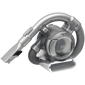 Black+Decker PD1820L-XE Dustbuster Handheld Vacuum Cleaner - Best Car Vacuums: Washable Filter and Lightweight Design