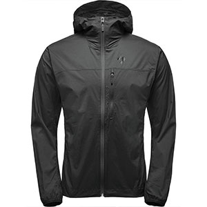 Black Diamond Alpine Start Hooded Jacket - Men's - Best Jacket for Wind: Stretchy cuffs and drawcord hem jacket