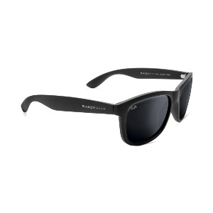 Shady Rays Blackout Polarized - Best Sunglasses for Men: Includes Microfiber Cleansing Pouch