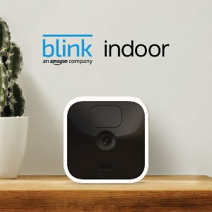 Blink Indoor HD Security Camera  - Best Spy Camera with Longest Battery Life: Long Battery Life Spy Camera