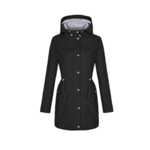 Bloggerlove Rain Jacket Women's Waterproof  - Best Rain Jackets For Europe: Perfect for Any Occasions