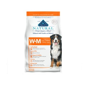 Blue Buffalo Natural Veterinary Diet W+M Weight Management + Mobility Support - Best Dog Foods for Joint Health: Veterinary Diet Support